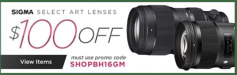 Sigma Gift Card - quot green day quot savings 100 off on sigma a mount lenses 350 gift card with rx10iii