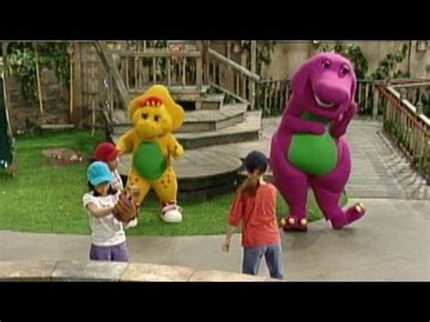 barney puppy barney and friends puppy episode 4 german oznoz