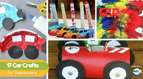 Ordinary Fun Christmas Office Party Games #7: 17-Car-Crafts-for-Preschoolers.jpg