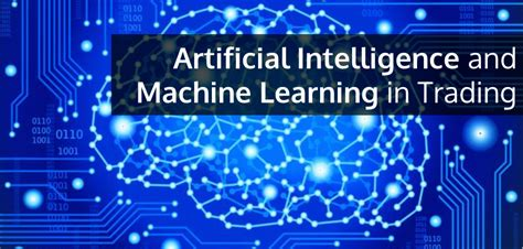 artificial intelligence a i algorithmic trading news