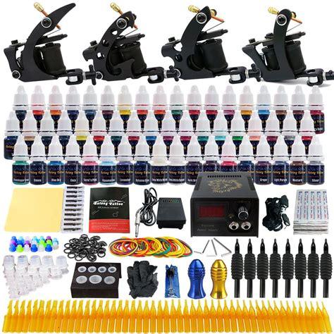 professional tattoo supplies beginner starter complete kit professional