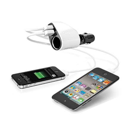 Capdase Dual Usb Car Charger capdase dual usb car charger