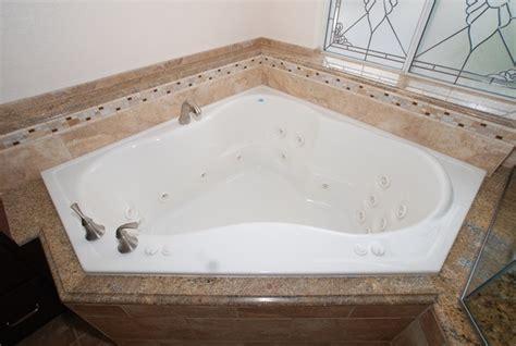 Bathroom Shower Tub Ideas corner tub amp shower seat master bathroom reconfiguration