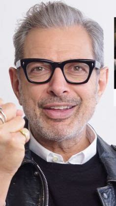 jeff goldblum cuts  sharp figure  icon el pais shoot