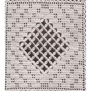 motif and pattern discovery vintage crochet pattern to make motif bedspread irish rose