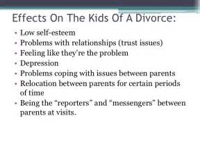 Divorced Parents Essay by Divorce Power Point