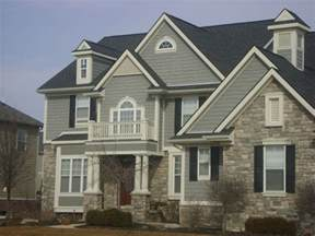 Home Design Exterior Color Schemes by Enticing Exterior Color Schemes With Calm And Relaxing