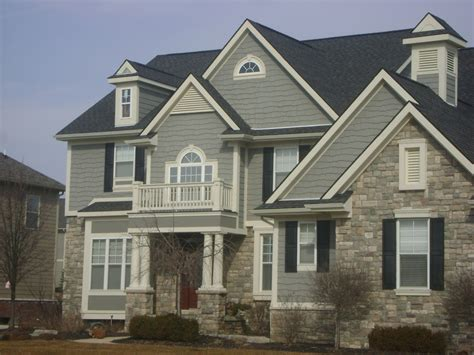 exterior house colors combinations enticing exterior color schemes with calm and relaxing