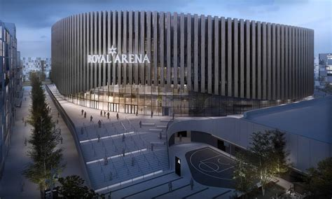 royal arena royal arena copenhagen building 3xn e architect