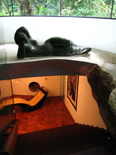 Modern House Exterior casa das canoas wikip 233 dia a enciclop 233 dia livre