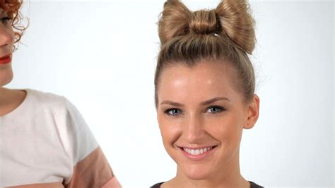 hairstyles how to do a bow 13 great hair bow pictures that will inspire your own