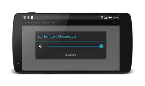 chromecast for android developing chromecast ready application for android platform lemberg solutions mobile