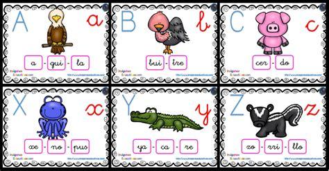 bajar imagenes educativas abecedario sil 225 bico listo para descargar e imprimir y