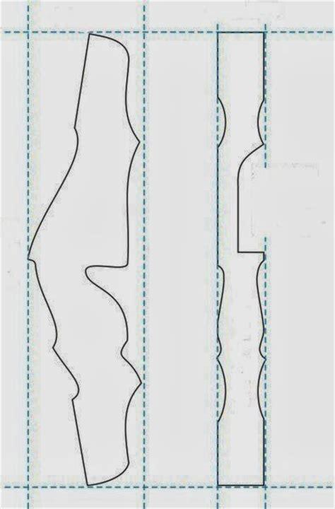 bow handle template 25 melhores ideias sobre arco e flecha no