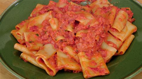 What I In Kitchen Recipe by Pasta With And Pancetta Vitale Recipe