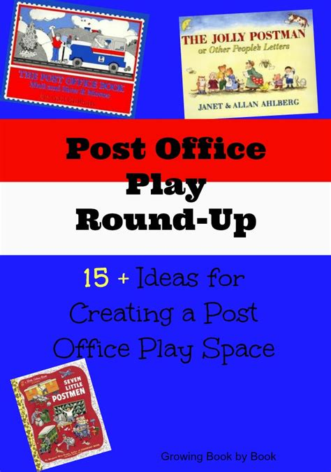 Post Office Book by Post Office Play Up Growing Book By Book