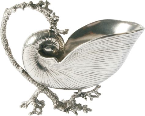 pewter nautilus gravy boat have you ever seen such a - Gravy Boat Tattoo