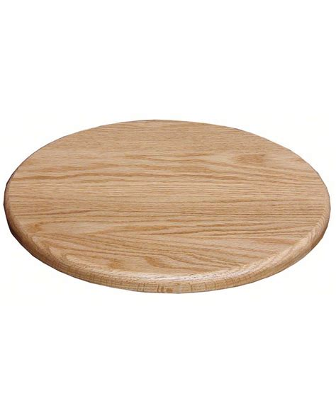 lazy susan lazy susan without rails amish direct furniture