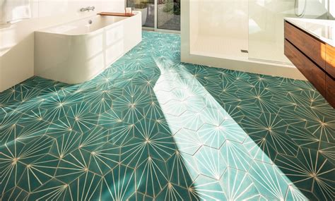 Ceramic Floor Tiles: The Pros and Cons   NONAGON.style