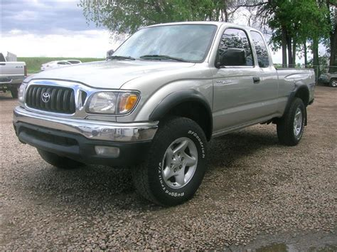 2001 Toyota Tacoma Xtracab 2001 Toyota Tacoma V6 2dr Xtracab 4wd Sb In Fort Collins