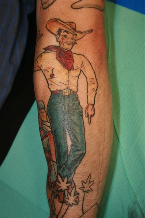 10 tattoos inspired by the old west tattoo com