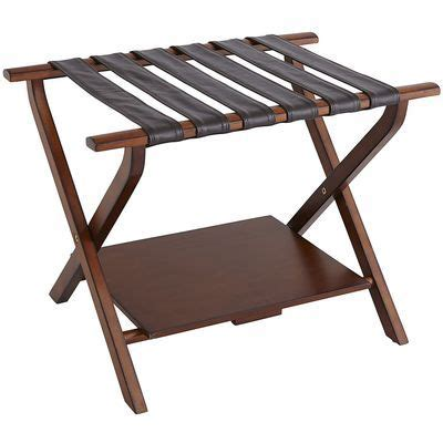 luggage rack for guest room luggage rack rust guest room interiors housewares p