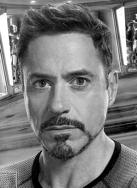 directions for the tony stark haircut the gallery for gt tony stark iron man 3 hairstyle