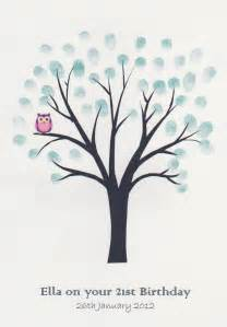 Thumbprint Tree Template by The Gallery For Gt Fingerprint Tree Template Baby Shower