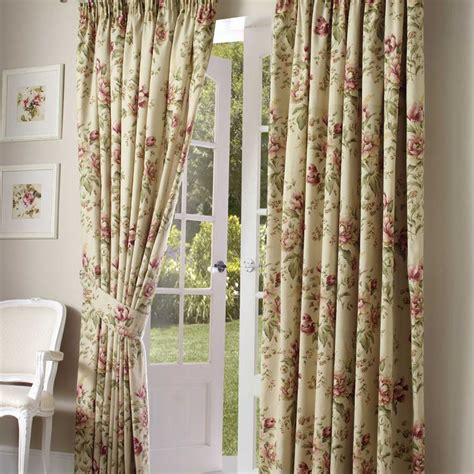 vintage curtain retro curtains and drapes curtain design