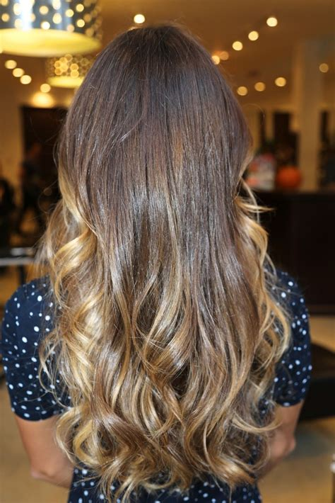 Hairstyles For Brunettes by Trendy Ombre Hairstyles For Brunettes
