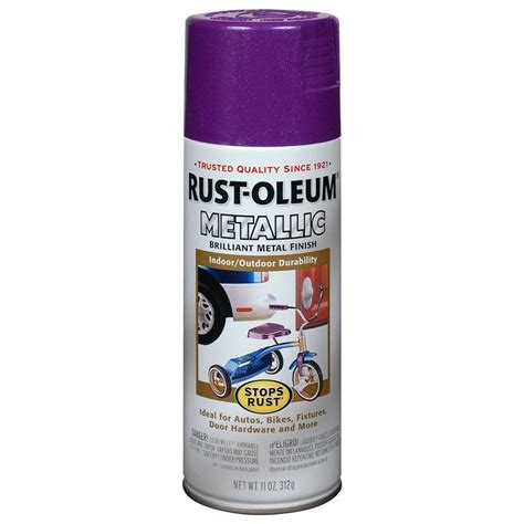 metallic spray paint superb purple metallic spray paint 2 purple rust oleum