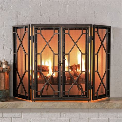 Hearth And Patio Fireplace Screens 17 Best Images About Screens On Indoor