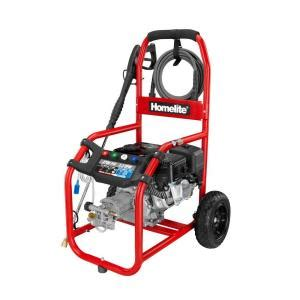 homelite 2700 psi 2 3 gpm gas pressure washer ut80953e