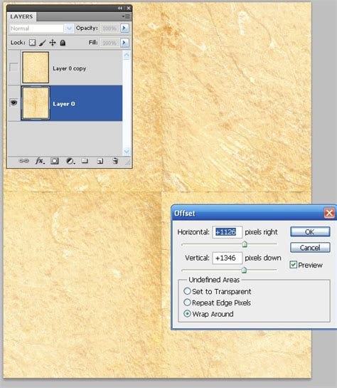 adobe photoshop quick tutorial quick tip how to create a seamless vector texture