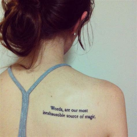 tattoo quotes english first tattoo english and harry potter quotes on pinterest