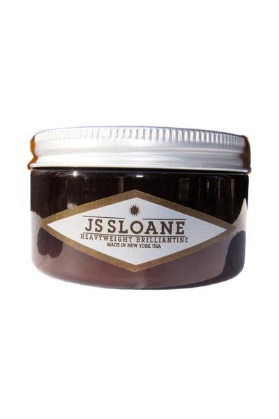 Jual Pomade Js Sloane heavyweight brilliantine pomade the cast