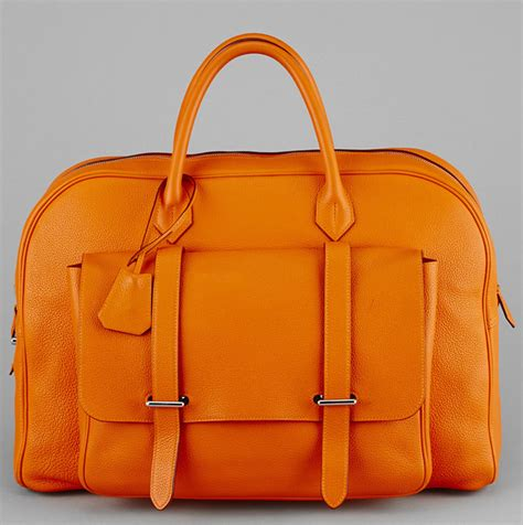 Purse Deal Harajuku Orange Country Handbag And Sale by Shop Pre Owned Hermes Bags At The Rue La La From The
