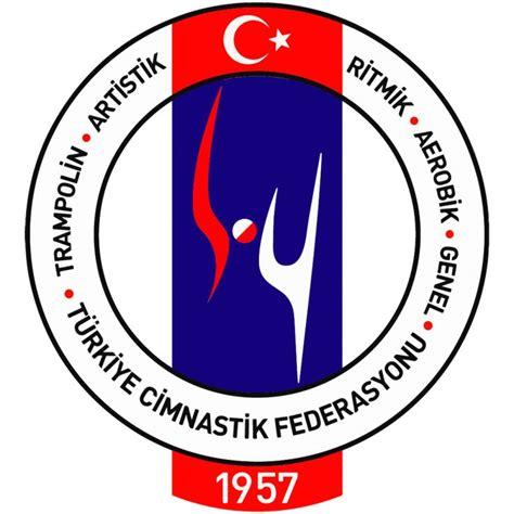 tuerkiye cimnastik federasyonu logo  vector