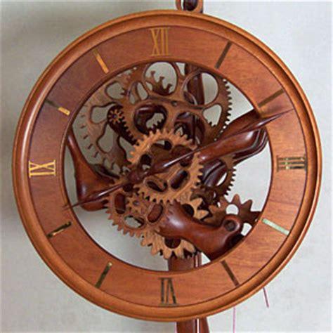 Handcrafted Wood Clocks - wooden clock creating beautiful handmade custom