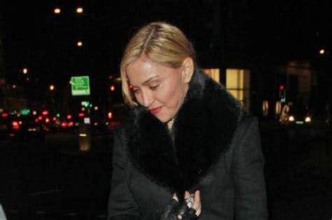 Trouble In Madonna Land by Madonna Steals Parking With Sign In New York