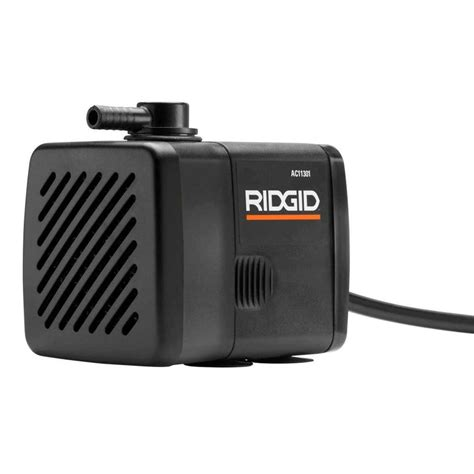 ridgid replacement submersible water for ridgid tile