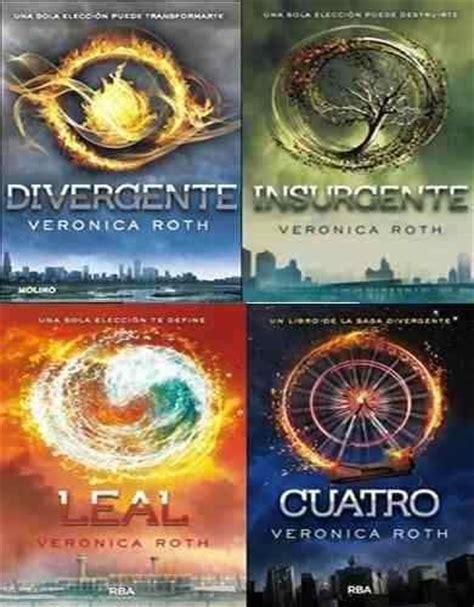 libro divergente divergent trilogy saga completa divergente cuatro libros veronica roth 998 00 en mercadolibre