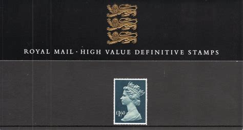 Gb The Story Of P O 1987 Prestige Booklet Panes Fd Cover sts for 1987 collect gb sts