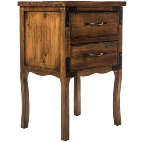 hobby lobby side table antique natural side table with drawers hobby lobby