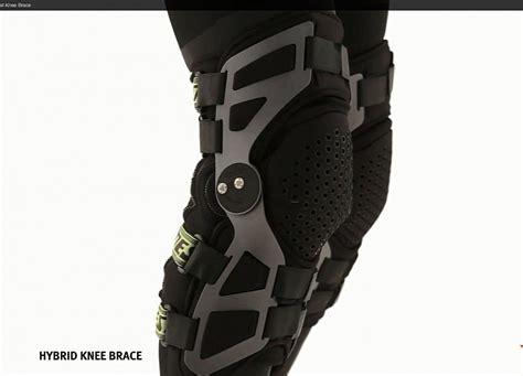 Pelindung Lutut Untuk Motor hybrid knee brace pelindung lutut canggih dari dainese