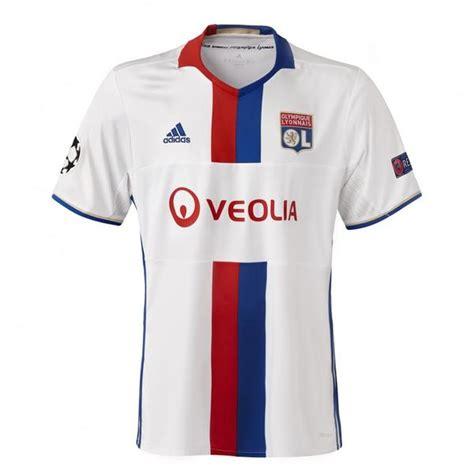 Calendrier Ligue 1 Ol 2016 Foot Ol Ol Le Maillot Ligue Des Chions 2016 2017