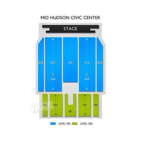 mid hudson civic center seating chart mid hudson civic center tickets mid hudson civic center