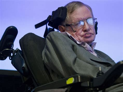 Stephen Hawking Essay by Stephen Hawking Publishes Paper On Black Holes That Could Get Him A Nobel Prize After All