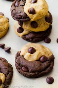 soft amp thick peanut butter cookie recipe sallys baking addiction
