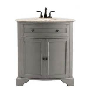 Home Decorators Collection Bathroom Vanity Home Decorators Collection Hamilton 31 In Vanity In Grey With Granite Vanity Top In Grey With
